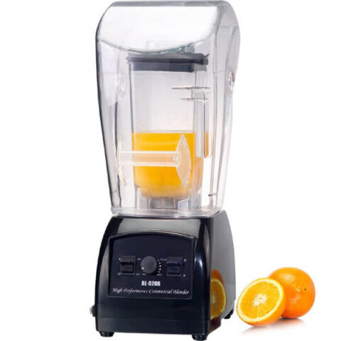 Remta BB02 Pro Bar Blender, Buz Kırıcı Özellikli, 2 Litre Kapasite, 1500 W