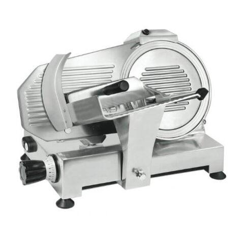 Celme FA 250 Gıda Dilimleme Makinesi, Yatık Tip, 250 mm Bıçak Çapı, 240 W