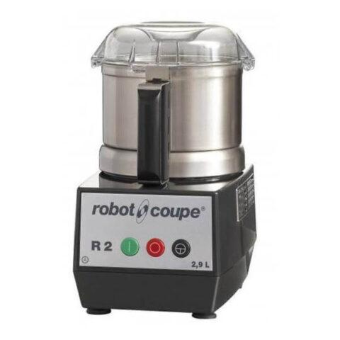Robot Coupe R 2 Set Üstü Parçalayıcı Mikser, 2.9 L Paslanmaz Çelik Hazne, 550 W