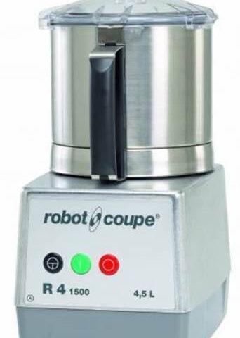 Robot Coupe R 4-1V Set Üstü Parçalayıcı Mikser, 4.5 L Paslanmaz Çelik Hazne, 700 W