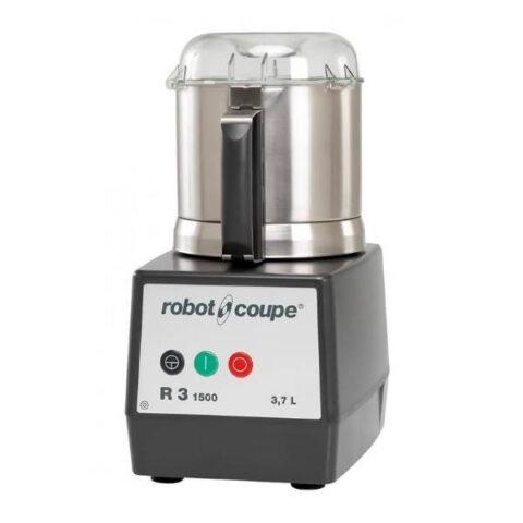 Robot Coupe R3 Set Üstü Parçalayıcı Mikser, 3.7 L Paslanmaz Çelik Hazne, 650 W